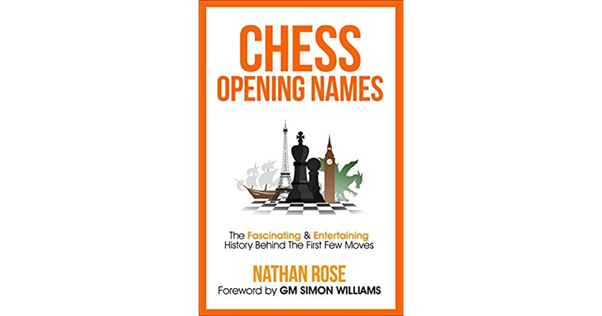 Chess Opening Names: The Fascinating & Entertaining History Behind
