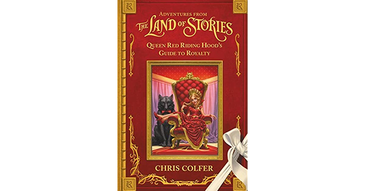 English In Italian: Adventures From The Land Of Stories: Queen Red Riding Hood