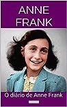 Book cover for Anne Frank: O Diário de uma jovem
