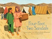 Four Feet Two Sandals Trade Book