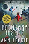 Book cover for Ancillary Justice (Imperial Radch #1)