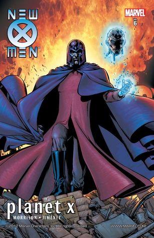 New X-Men, Volume 6 by Grant Morrison