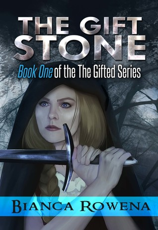 The Gift Stone (The Gifted, #1)