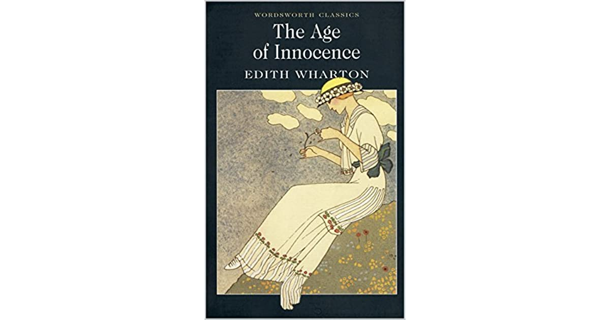 the theme of societys influence on people in edith whartons the age of innocence