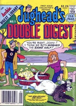 Jughead Double Digest Magazine #1