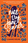 Book cover for Nice Try, Jane Sinner