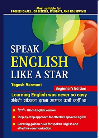 Speak English Like a Star: Learning English was Never So Easy by