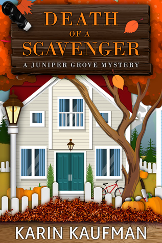 Death of a Scavenger  pdf