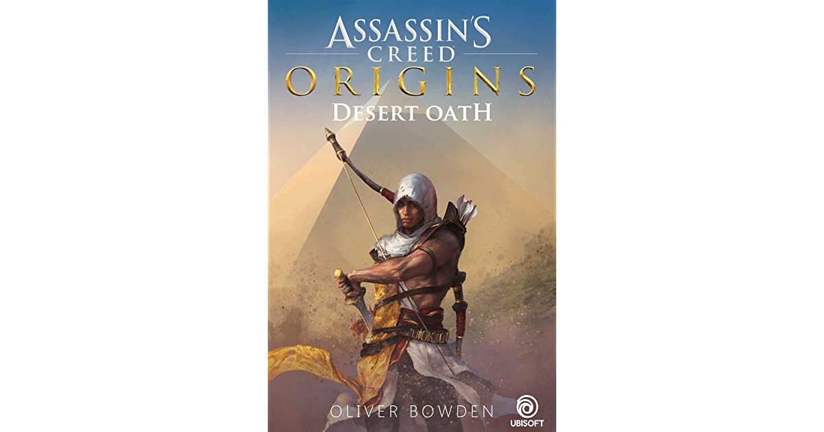 Book giveaway for Assassin's Creed Origins: Desert Oath by ...