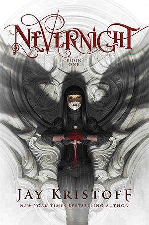 Book cover for Nevernight by Jay Kristoff