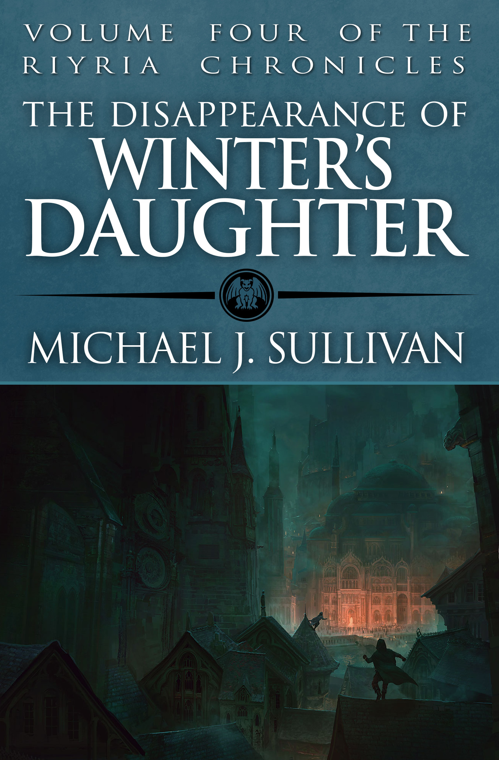 The Disappearance of Winter's Daughter