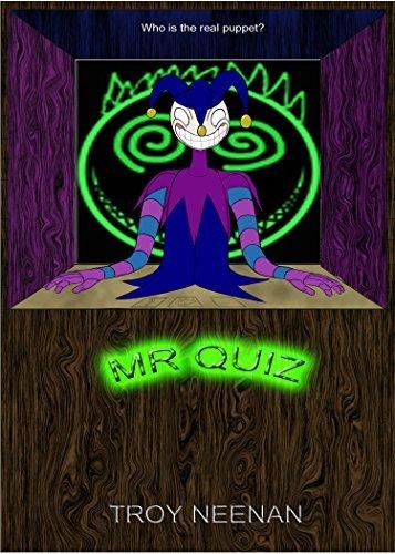 Mr Quiz  by  Troy Neenan