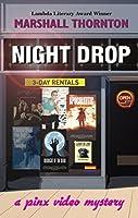 Night Drop (Pinx Video Mystery, #1)