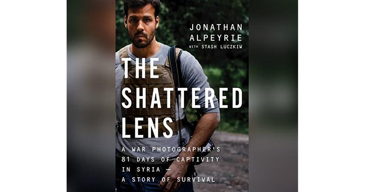 Karen's review of The Shattered Lens: A War Photographer's