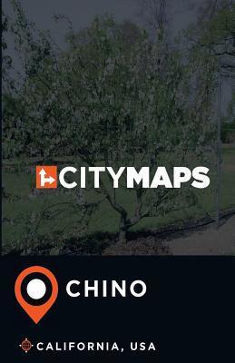 City Maps Chino California, USA