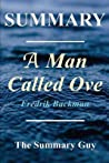 Summary - A Man Named Ove: Book By Fredrik Backman