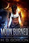 Moon Burned (The Wolf Wars, #1)