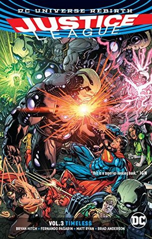 Justice League, Vol. 3: Timeless