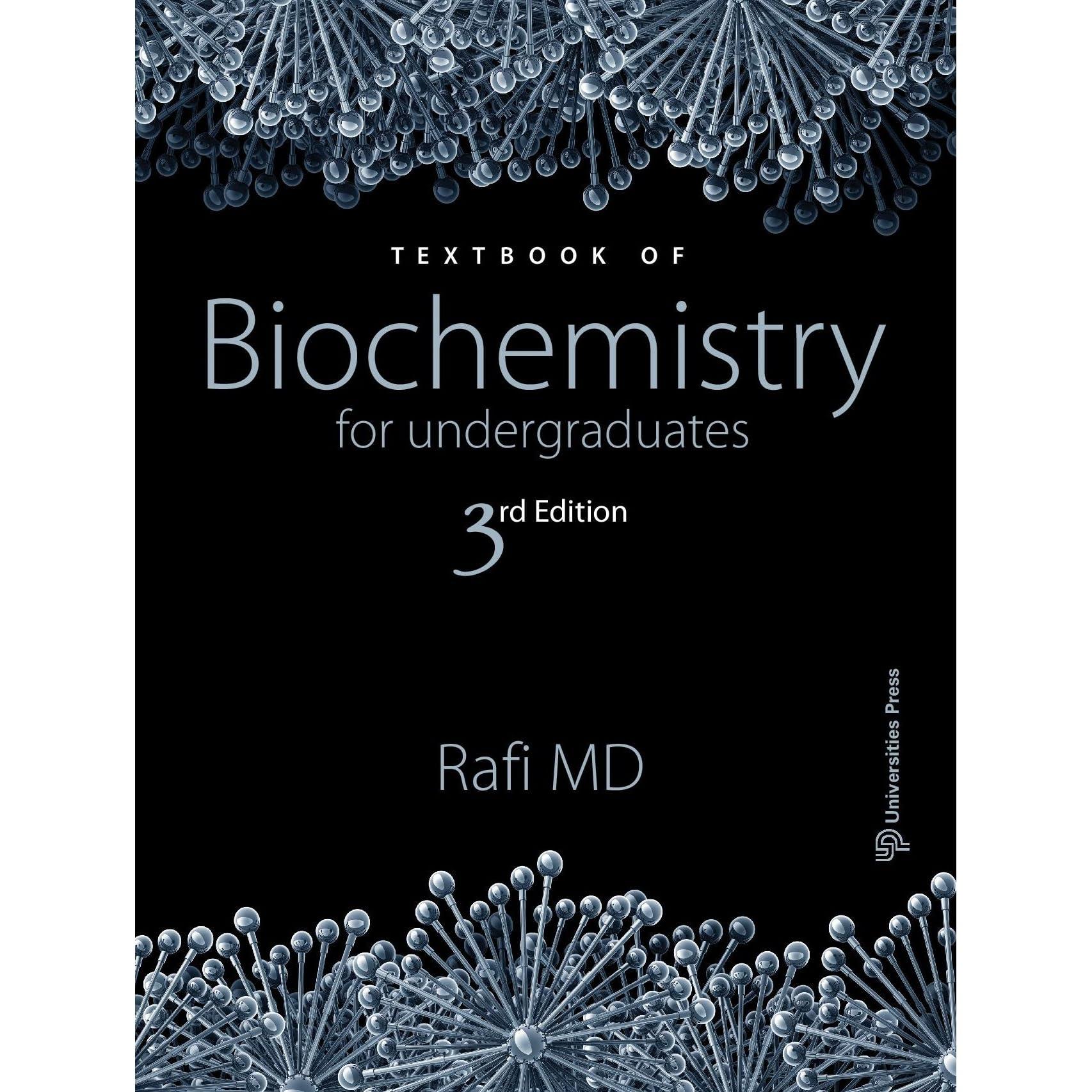 Chatterjee Biochemistry Book