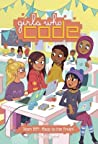 Team BFF: Race to the Finish! (Girls Who Code, #2)