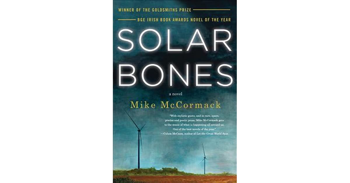 solar bones mike mccormack pdf