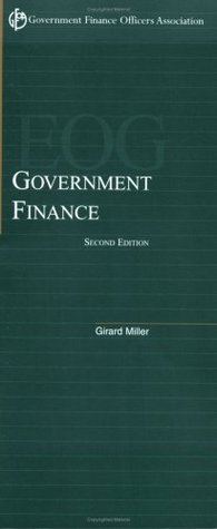 An Elected Official's Guide: Government Finance (second edition)