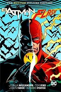Batman/The Flash: The Button Deluxe Edition