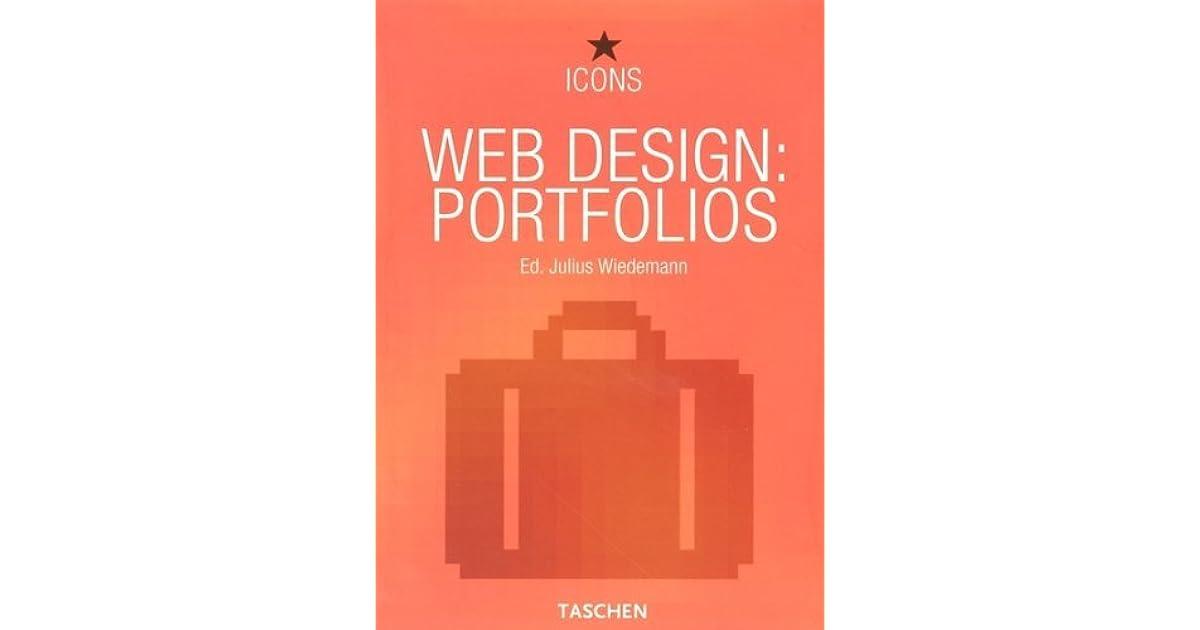 Web Design: Portfolios (Icons Series) by Julius Wiedemann