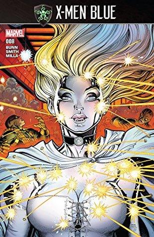 X-Men: Blue #8