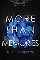 More Than Memories: A Second Chance Standalone Romance