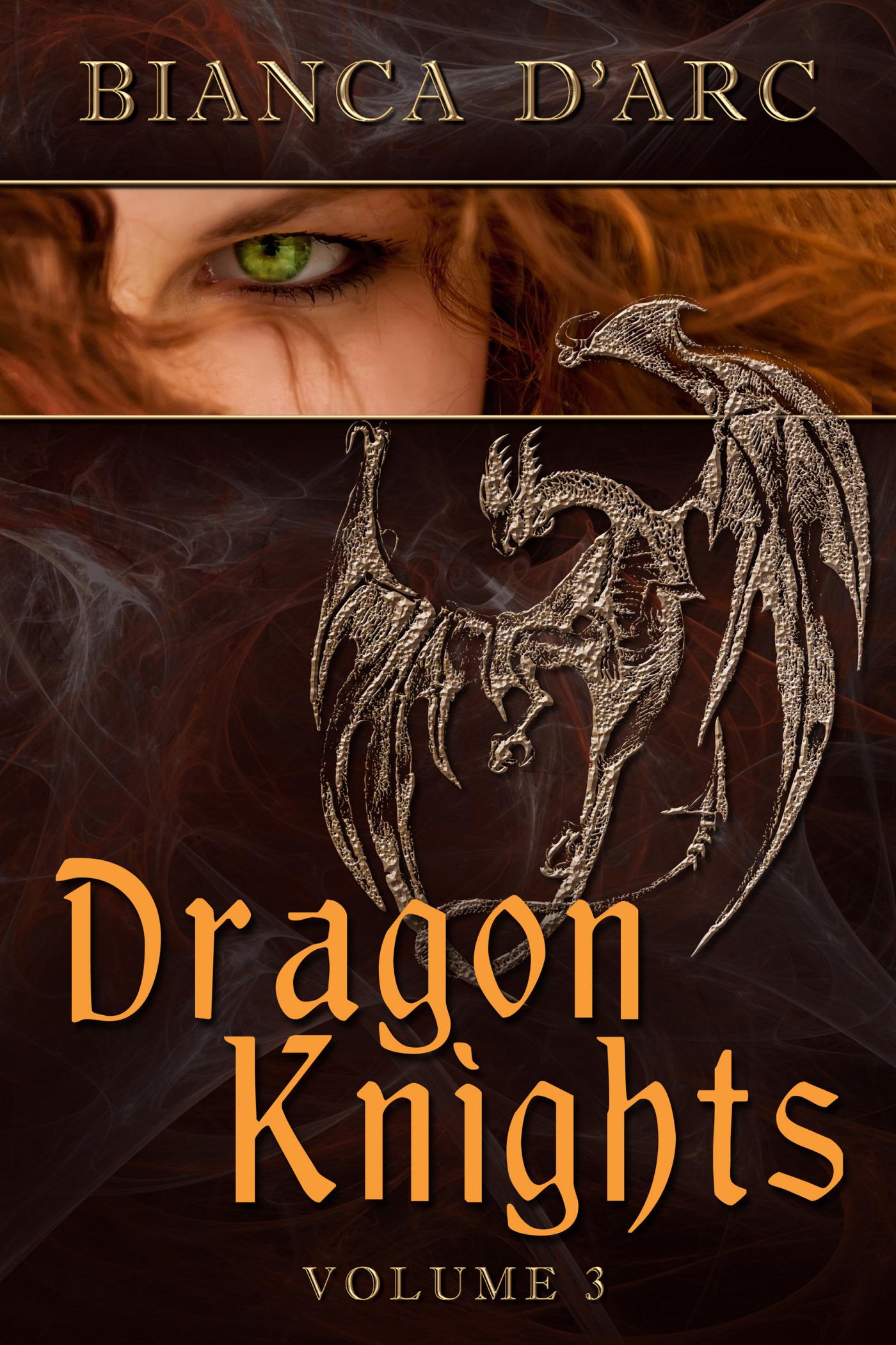 Dragon Knights Anthology Volume 3  by  Bianca DArc