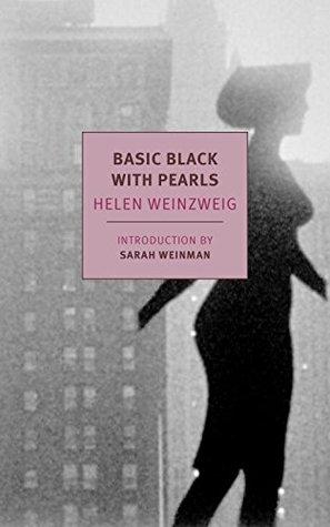 Basic Black with Pearls by Helen Weinzweig