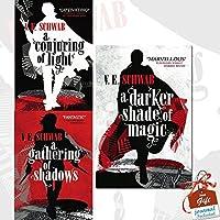 The Shades of Magic Series (Shades of Magic, #1-3)