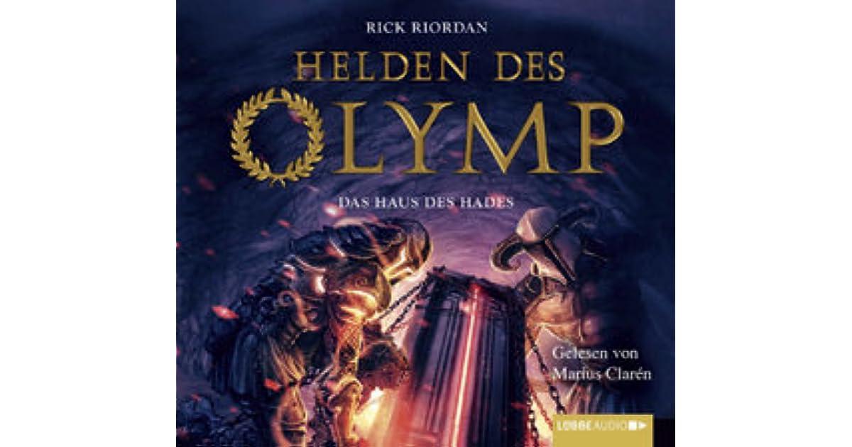 house of hades von rick riordan buch
