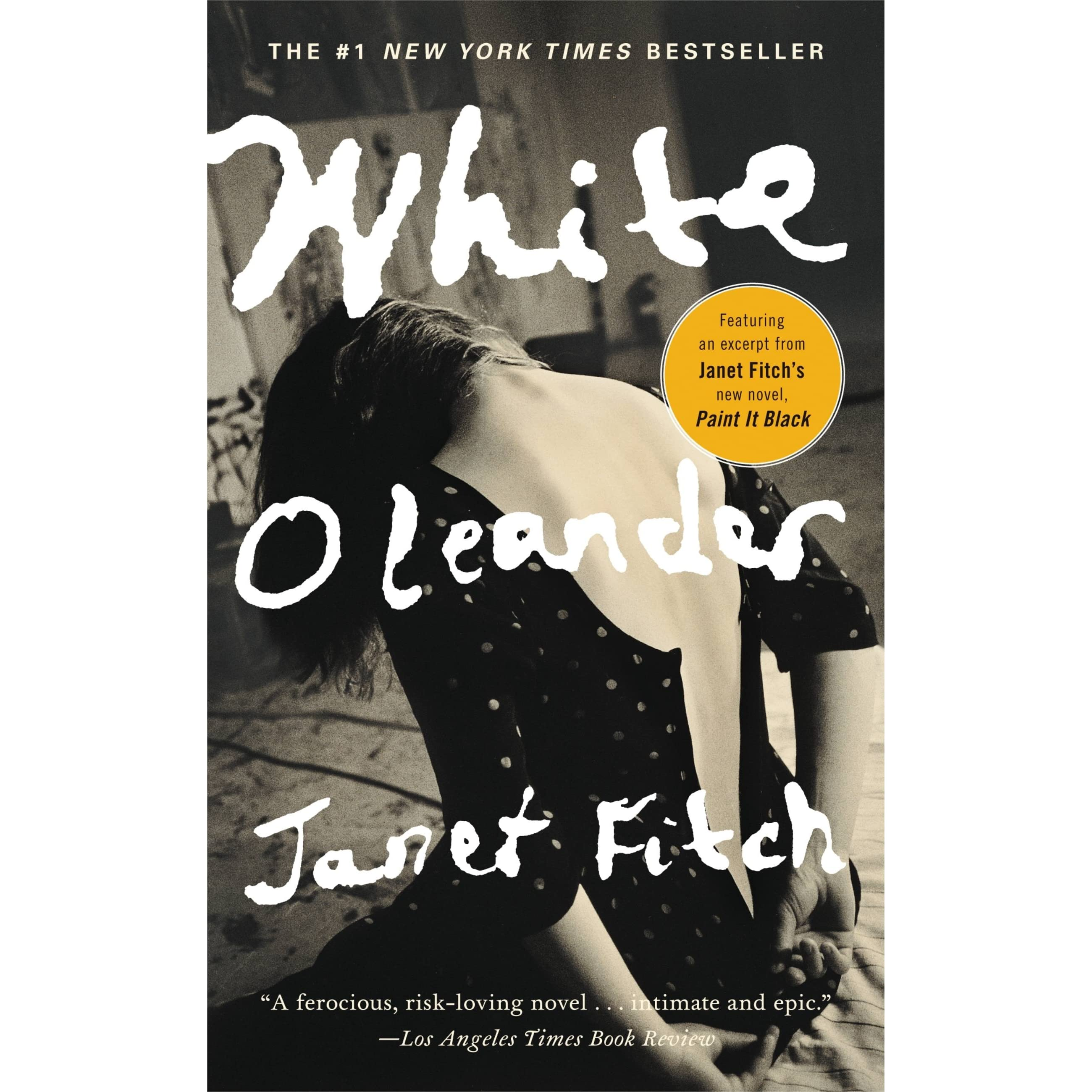 an analysis of white oleander by janet fitch