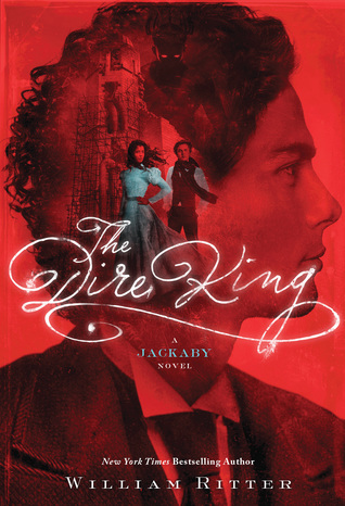 The Dire King (Jackaby, #4)