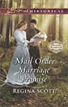 Mail-Order Marriage Promise (Frontier Bachelors #6) audiobook download free
