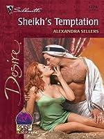 Sheikh's Temptation (Sons of the Desert #5)