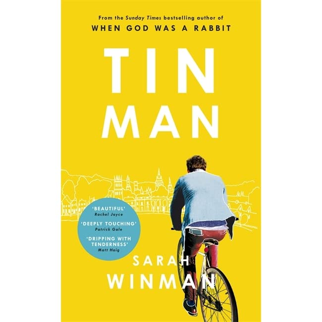 Image result for tin man book