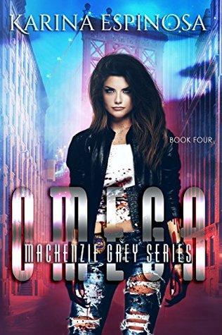 OMEGA: A New Adult Urban Fantasy