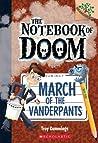 March of the Vanderpants (The Notebook of Doom, #12)