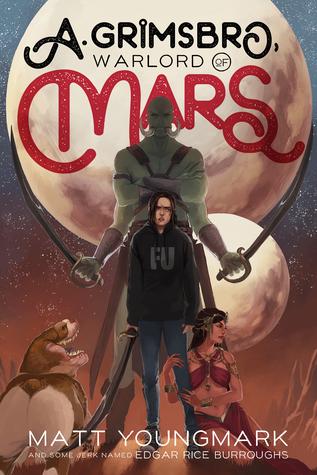 A. Grimsbro, Warlord of Mars
