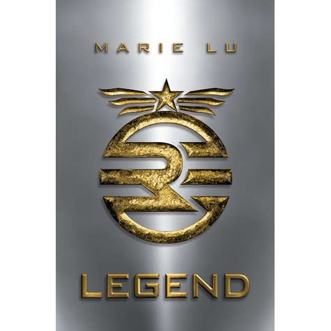 Legend (Legend, #1) by Marie Lu