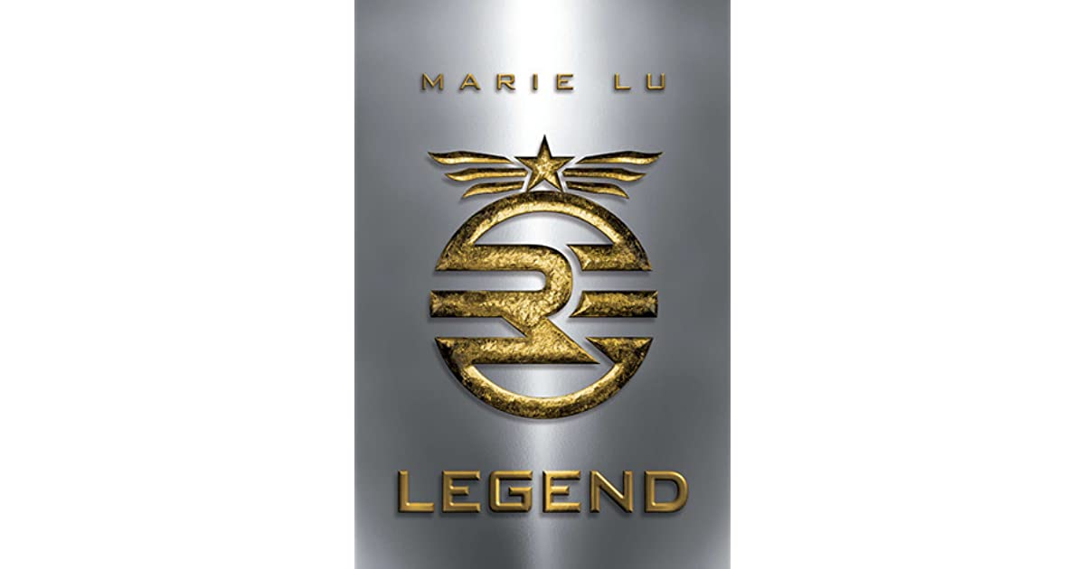 Legend legend 1 by marie lu sciox Choice Image