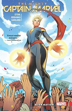 The Mighty Captain Marvel, Vol. 1: Alien Nation