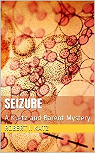 Seizure: A Kurtz and Barent Mystery (Kurtz and Barent Mysteries Book 3)