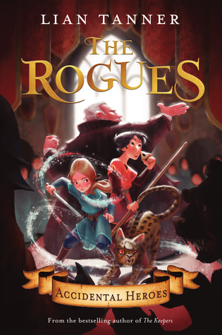 Accidental Heroes (The Rogues, #1)