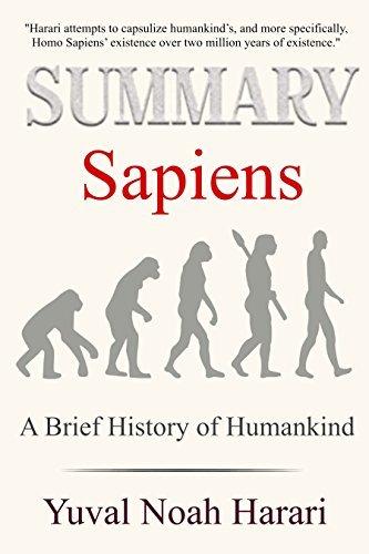 Sapiens-A Brief History of Humankind - Yuval Noah Harari