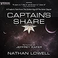 Captain's Share (Golden Age of the Solar Clipper, #5)