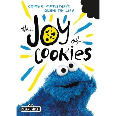 Who Took The Cookie From The Cookie Jar Book Gorgeous The Joy Of Cookies Cookie Monster's Guide To Life By Cookie Monster